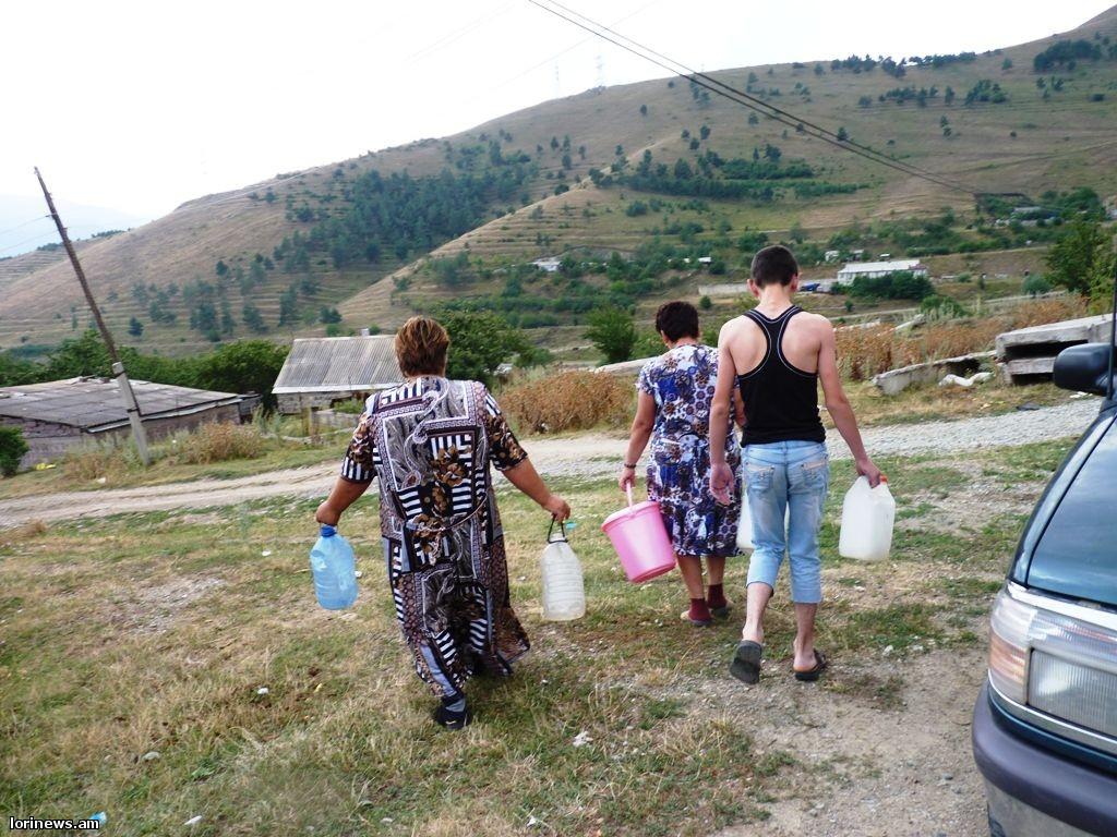Արդեն 50 տարուց ավել այս գյուղում խմելու ջուր չկա(ֆոտո, տեսանյութ)