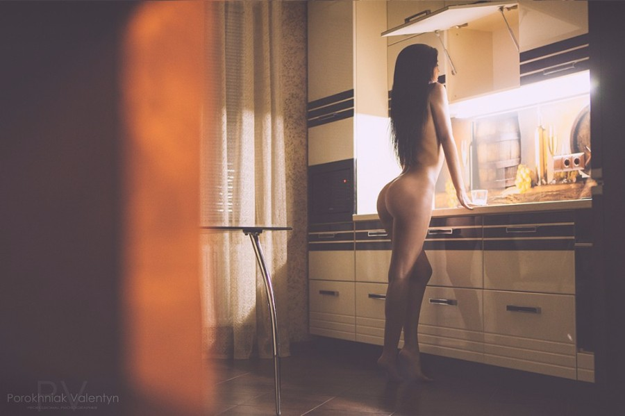 Ночью на кухне