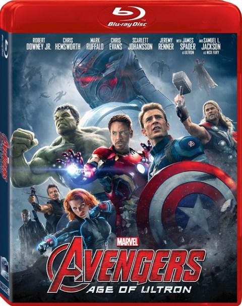 Мстители: Эра Альтрона / Avengers: Age of Ultron (2015) (BDRip 720p) 60 fps