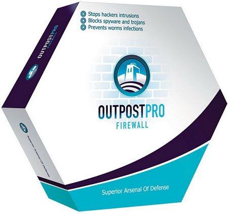 Agnitum Outpost Firewall Pro 9.2.4859.708.2041 [Multi/Ru]