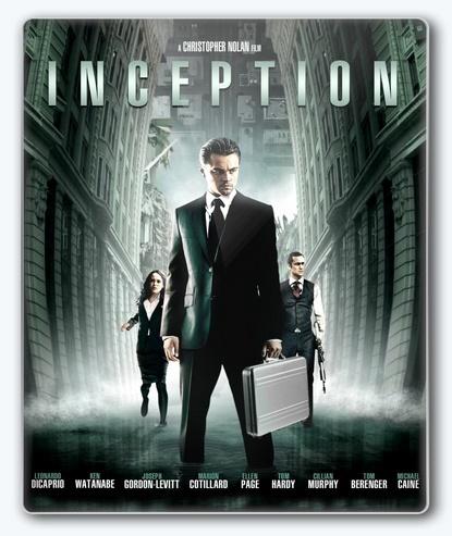 Начало / Inception (2010) (BDRip 720p) 60 fps