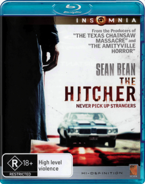 Попутчик / The Hitcher (2007) (BDRip 1080p) 60 fps