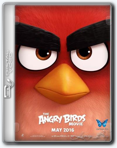 Angry Birds в кино / Angry Birds (2016) WEBRip [H.264 / 1080p] [Трейлер] скачать через торрент бесплатно