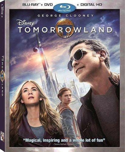 Tomorrowland 2015 720p BRRip x264 AC3-EVO
