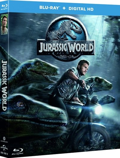 ��� ������� ������� / Jurassic World (2015) Blu-Ray 1080p