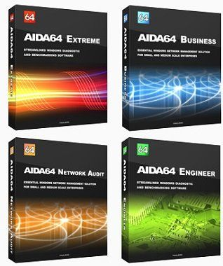 AIDA64 Extreme | Engineer | Business Edition | Network Audit 5.80.4000 Final RePack (&Portable) by D!akov (x86-x64) (2016) Multi/Rus