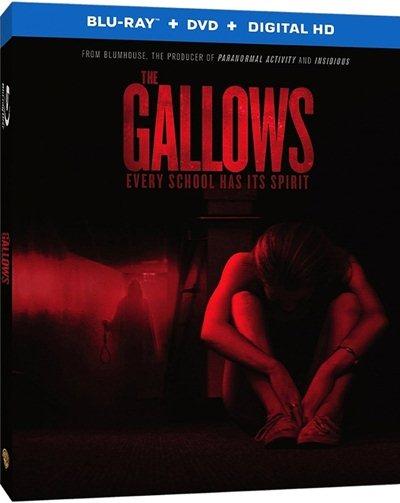 Виселица / The Gallows (2015) BDRip 1080p | Звук с TS