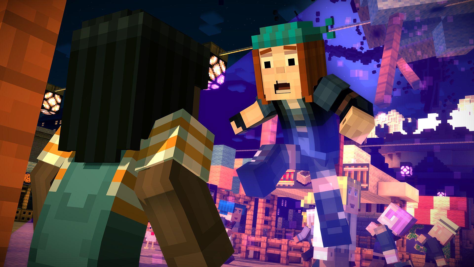 Третий скриншот Minecraft: Story Mode - Episode 4