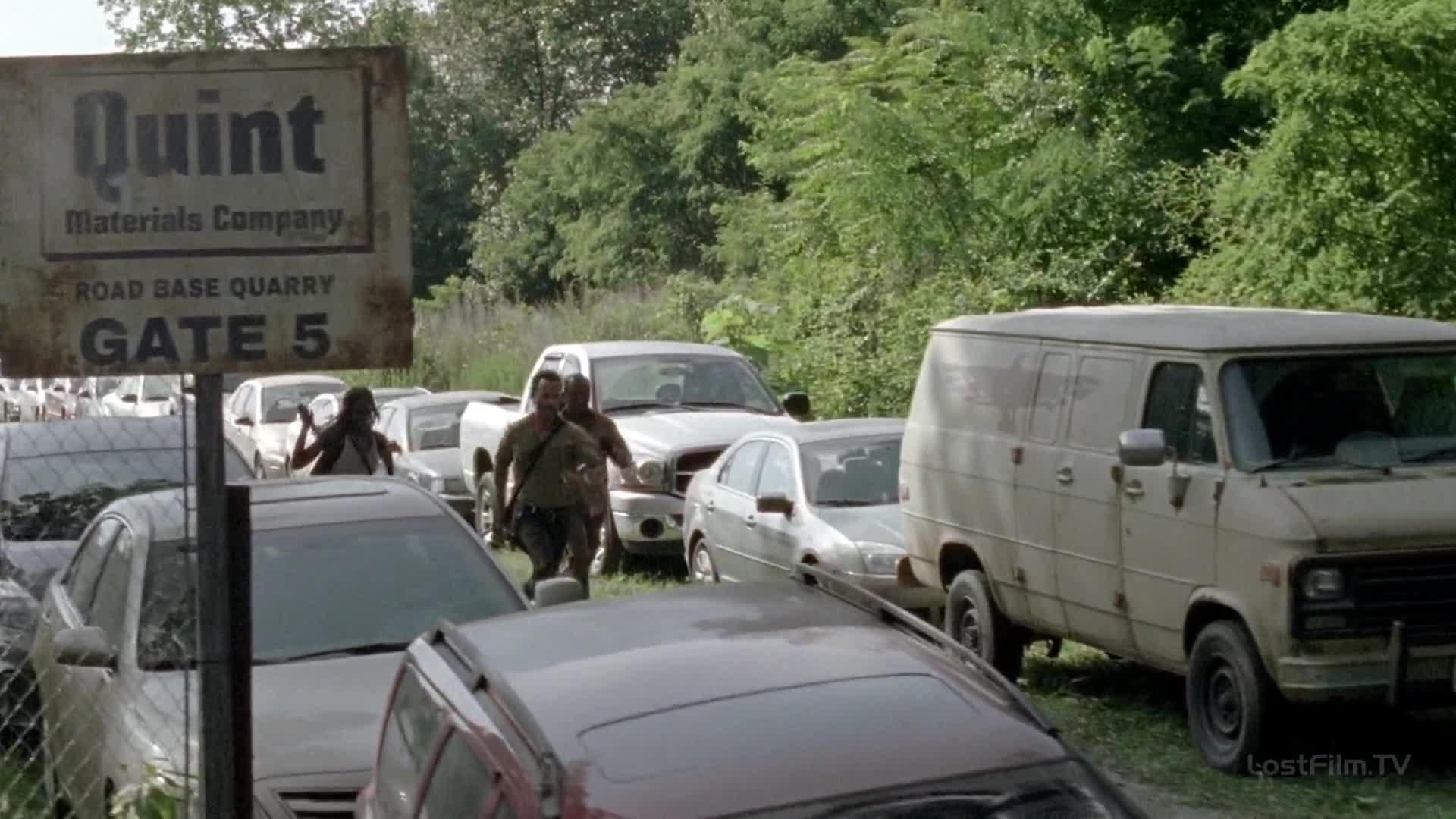 Ходячие мертвецы [06 сезон: 01-16 серии из 16] | WEB-DL 1080p | LostFilm