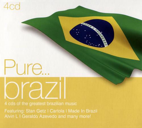 VA - Pure    Brazil (4 CD) (2010) (FLAC)