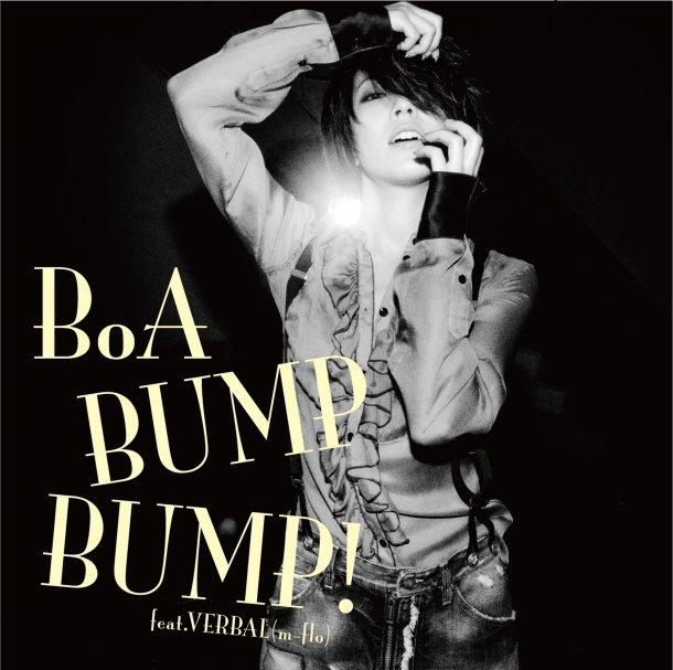 BoA feat. VERBAL (m-flo) - BUMP BUMP! cover 2.jpg