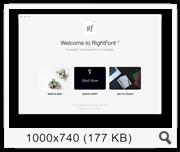 RightFont 4.0 (2017) {Eng}
