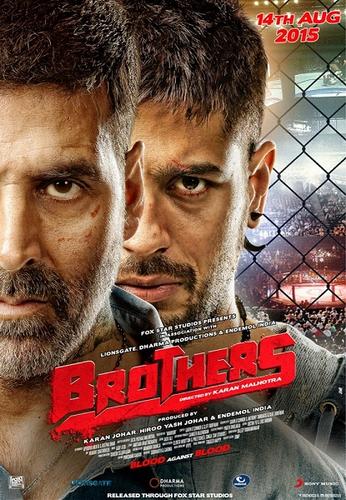 Братья/Brothers