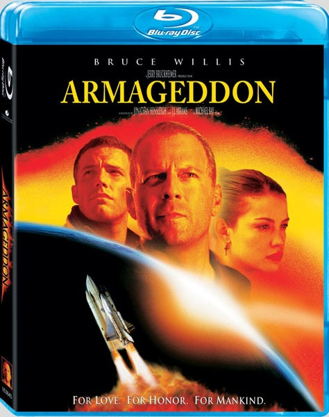 Армагеддон / Armageddon (1998) BDRip (720p|60 fps)