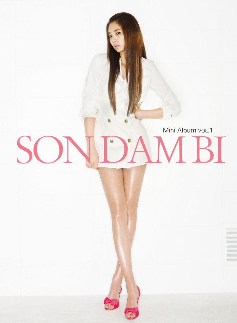 20151201.01 Son DamBi - Mini Album vol. 1 cover.jpg