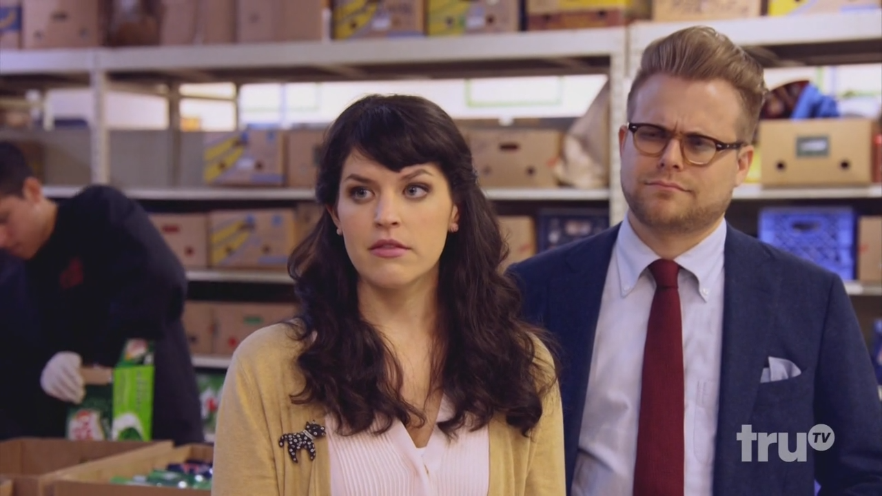 Адам портит всё / Adam Ruins Everything (1 сезон 1-12 серии из 12) (2015) HDTVRip 720р | Ozz