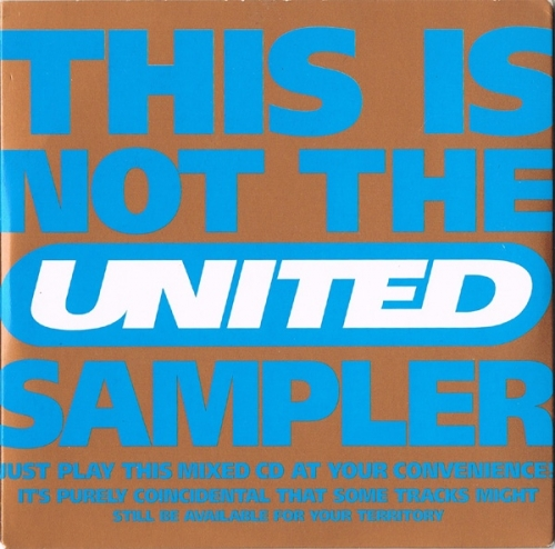 Download (Progressive House, Progressive Trance) Armin - This Is Not The United Sampler - 1999, FLAC Free Download Free