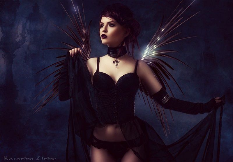 Работы Katarina (MoonZaphire) Zirine
