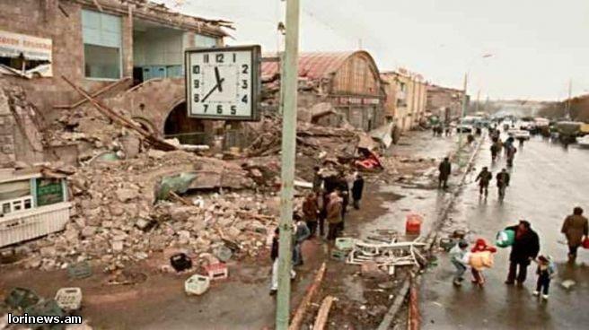 27 տարի է անցել ավերիչ երկրաշարժից (Վիդեո)
