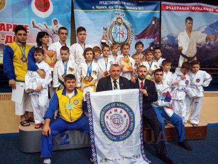 Открытый Чемпионат Украины в Черкассах