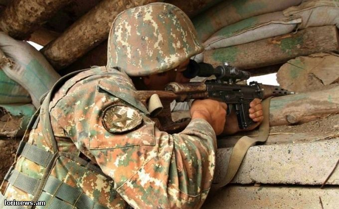 Հայ դիրքապահների ուղղությամբ  արձակվել է ավելի քան 2400 կրակոց