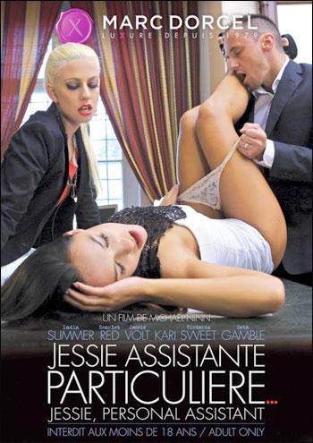 Marc Dorcel - Джесси, личный ассистент / Jessie, Assistante particuliere / Jessie, Personal Assistant (2015) DVDRip | Rus |