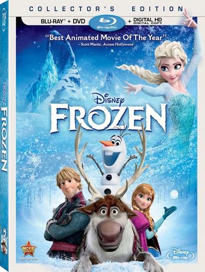 Холодное сердце / Frozen (2013) (BDRip-AVC) 60 fps