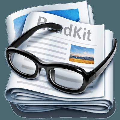 ReadKit 2.5.1 (2017) Eng