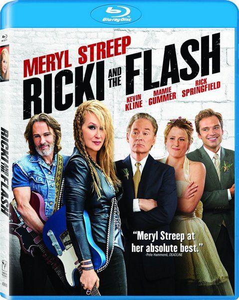 Рики и Флэш / Ricki and the Flash (Джонатан Демме / Jonathan Demme) [2015, США, драма, комедия, музыка, BDRip] Dub (CEE) + Original Eng + subs (full pack)
