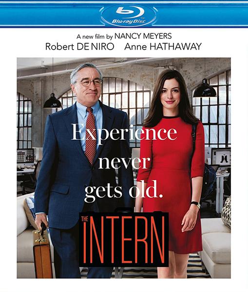 Стажер / The Intern (2015) BDRip 1080p | Лицензия | 14.55 GB