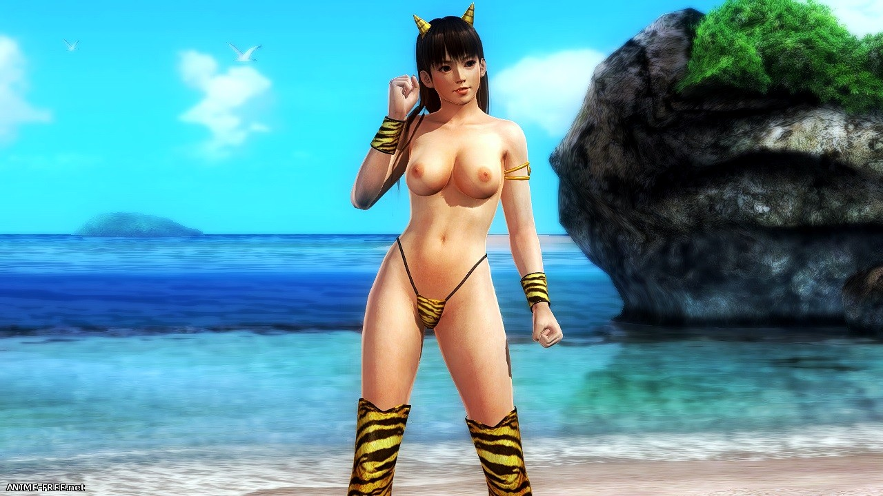 Dead or Fuck 5: Last Sex [2015] [Uncen] [Fighting, 3D Animation] [RUS,ENG,JAP] H-Game