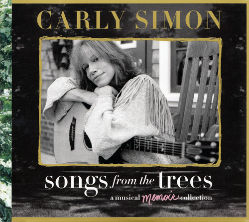 Carly Simon - Songs From The Trees: A Musical Memoir Collection (Double Set) (2015) (FLAC)