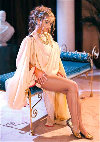 Rita Faltoyano - Клеопатра / Private Gold 61: Cleopatra (2003) WEBRip | Rus