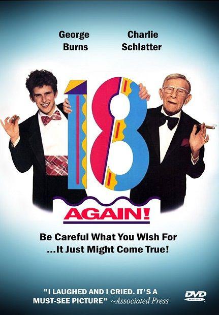 Опять 18! / 18 Again! (1988) DVD5