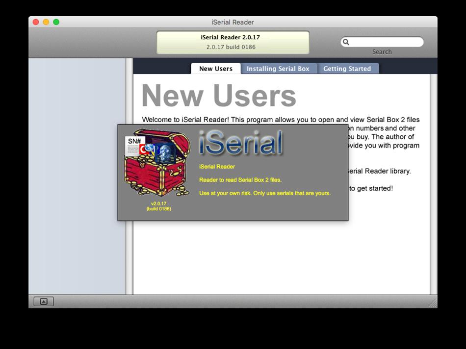 Serial Box 2017 Mac Download