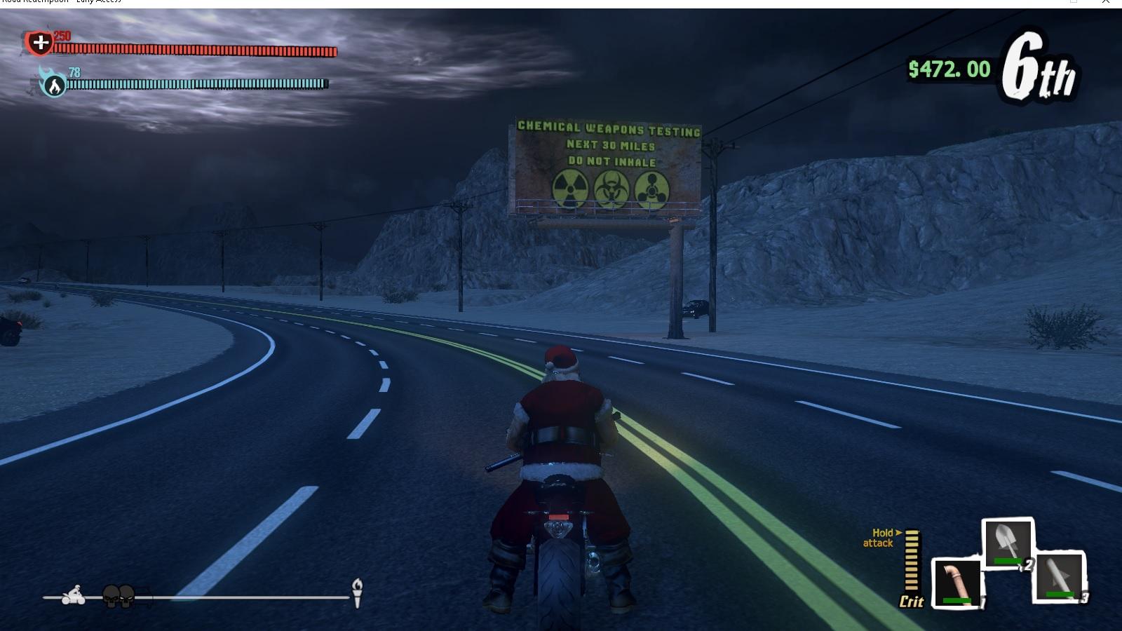 Скриншот Road Redemption (Версия от 14.07.2016) №2