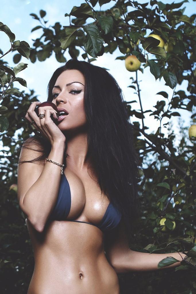 Сладкие яблочки