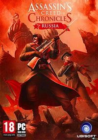 Assassin's Creed Chronicles: Россия | PC | RePack от R.G.Resident