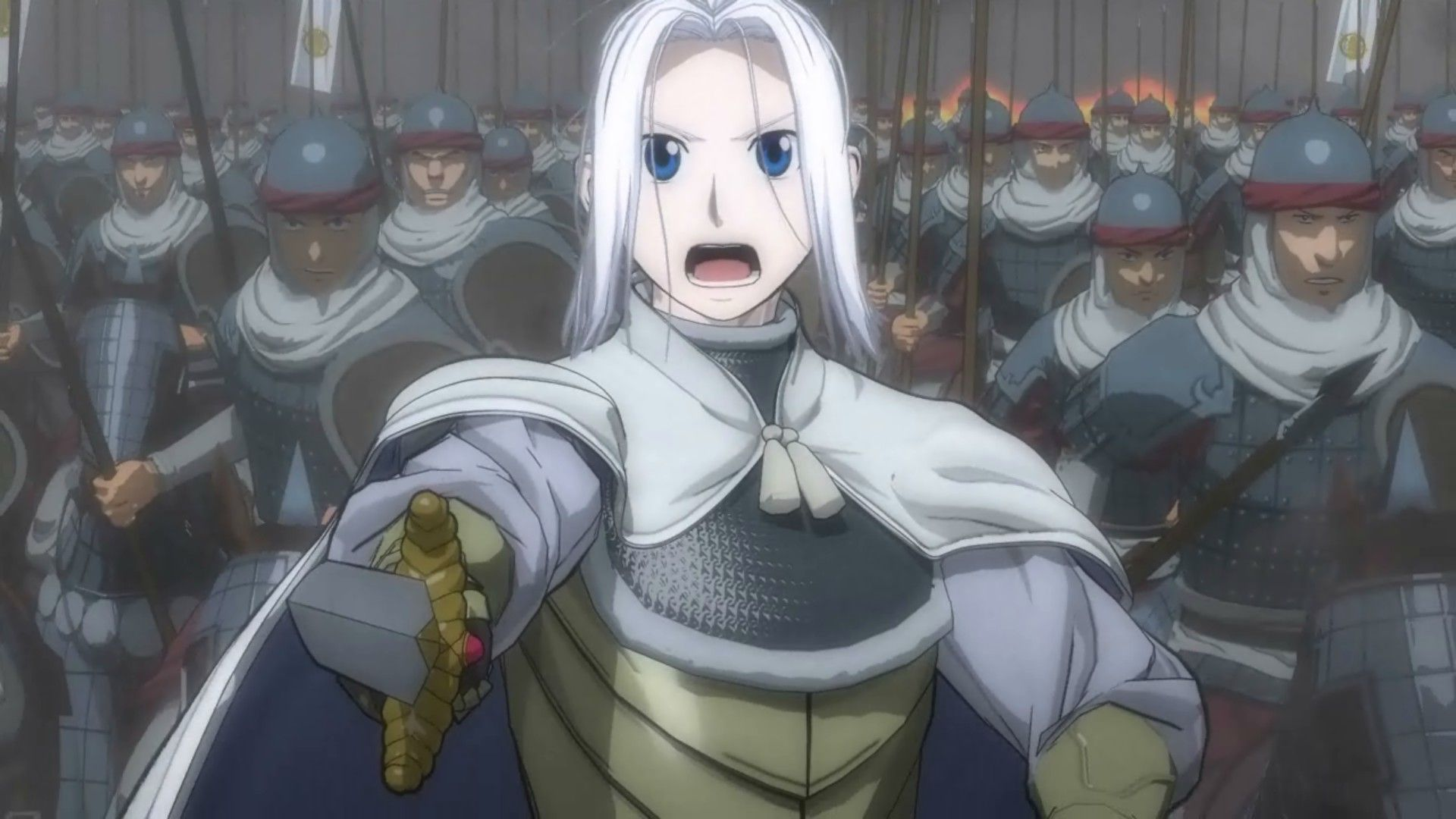 Arslan: The Warriors of Legend | PC | Лицензия