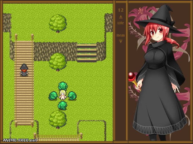Fire Witch [2014] [Cen] [Action] [JAP] H-Game