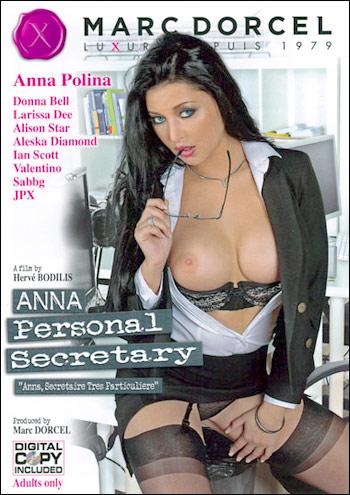 Marc Dorcel - Анна, очень личный секретарь / Anna, secretaire tres particuliere / Anna a Very Personal Assistant (2011) DVDRip |
