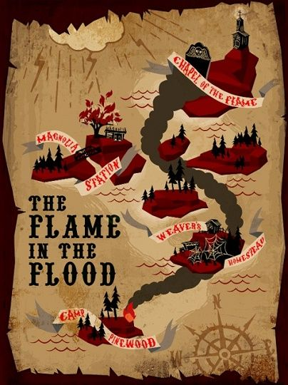 The Flame in the Flood [v 1.1] | PC | Лицензия