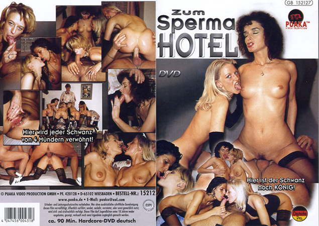 video Zum Sperma Hotel
