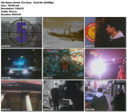 Bomb The Bass - Beat Dis (1988)