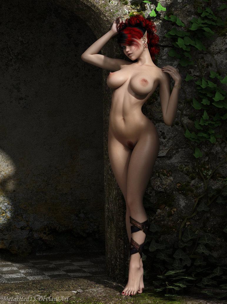nacked-girl-elf
