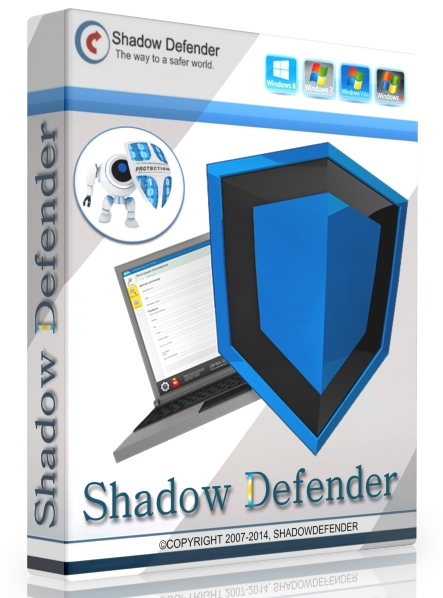 Shadow Defender 1.4.0.612 RePack by KpoJIuK [Ru/En]
