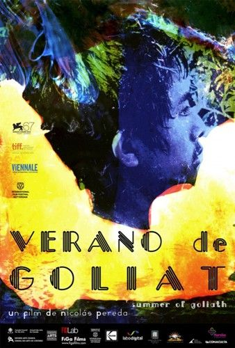 Лето Голиафа / Verano de Goliat / Summer of Goliath (Николас Переда / Nicolás Pereda / Nicolas Pereda) [2010, Мексика, Канада, Нидерланды, драма, DVDRip-AVC] Sub Rus + Original Spa
