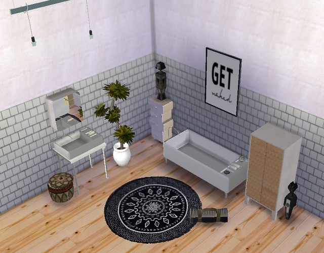 Bathroom set by Steffor