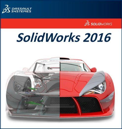 SolidWorks Premium Edition 2016 SP1.0 [Multi/Ru]