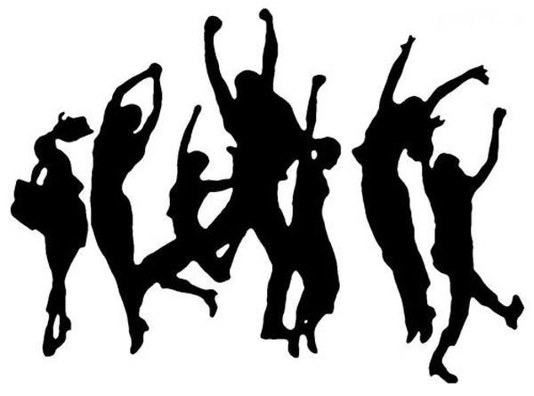 Зажигательные танцы в ямайском клубе
